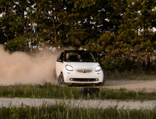 The Electric Smart is the Only Perfect Car