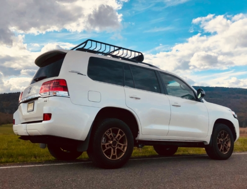 Toyota Land Cruiser Heritage Edition: Escaping quarantine with the perfect apocalypse vehicle [Pt1]