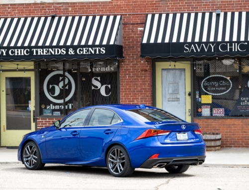 Lexus IS 350 AWD The Ninety Percent Solution