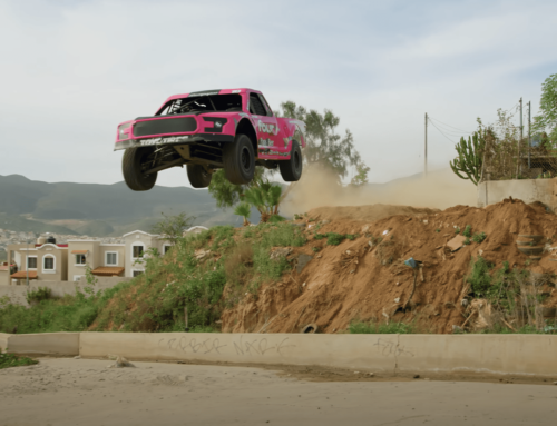 Watch Alan Ampudia and Lil Jon rip a Trophy Truck through Ensenada