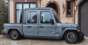 Last Call: There's a Jeep Gladiator then there's this