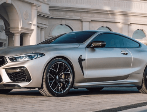 Last Call: The BMW M8 is one of the best looking cars of today