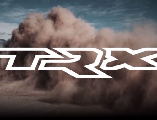 New Ford F-150 premiers tonight so RAM teases the TRX because of course