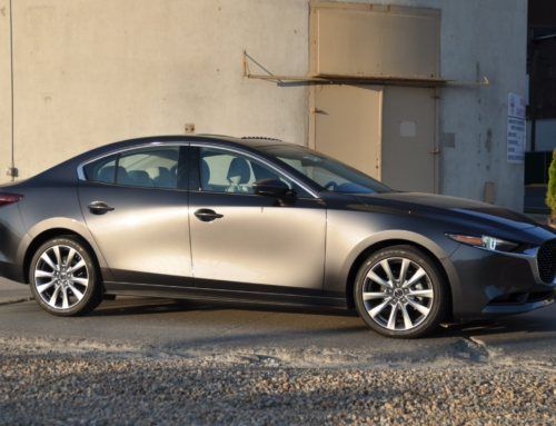 2020 Mazda3 – the best small sedan you can buy