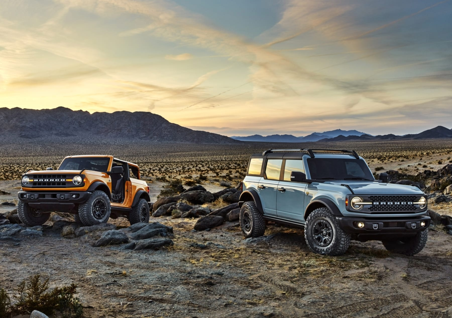 2021 ford bronco - all the juicy details | hooniverse