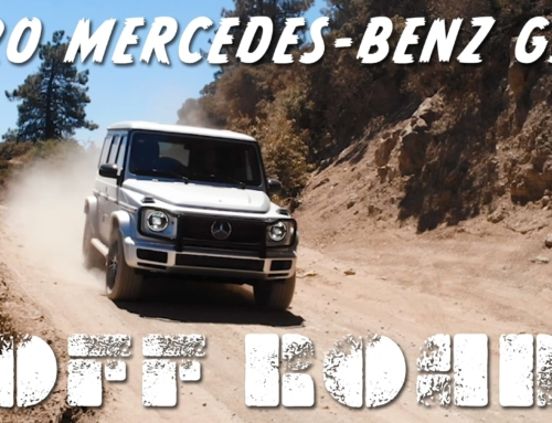 2020 Mercedes-Benz G550 | Review