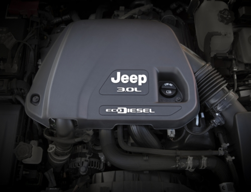 Jeep Gladiator gets compression-ignition torquey