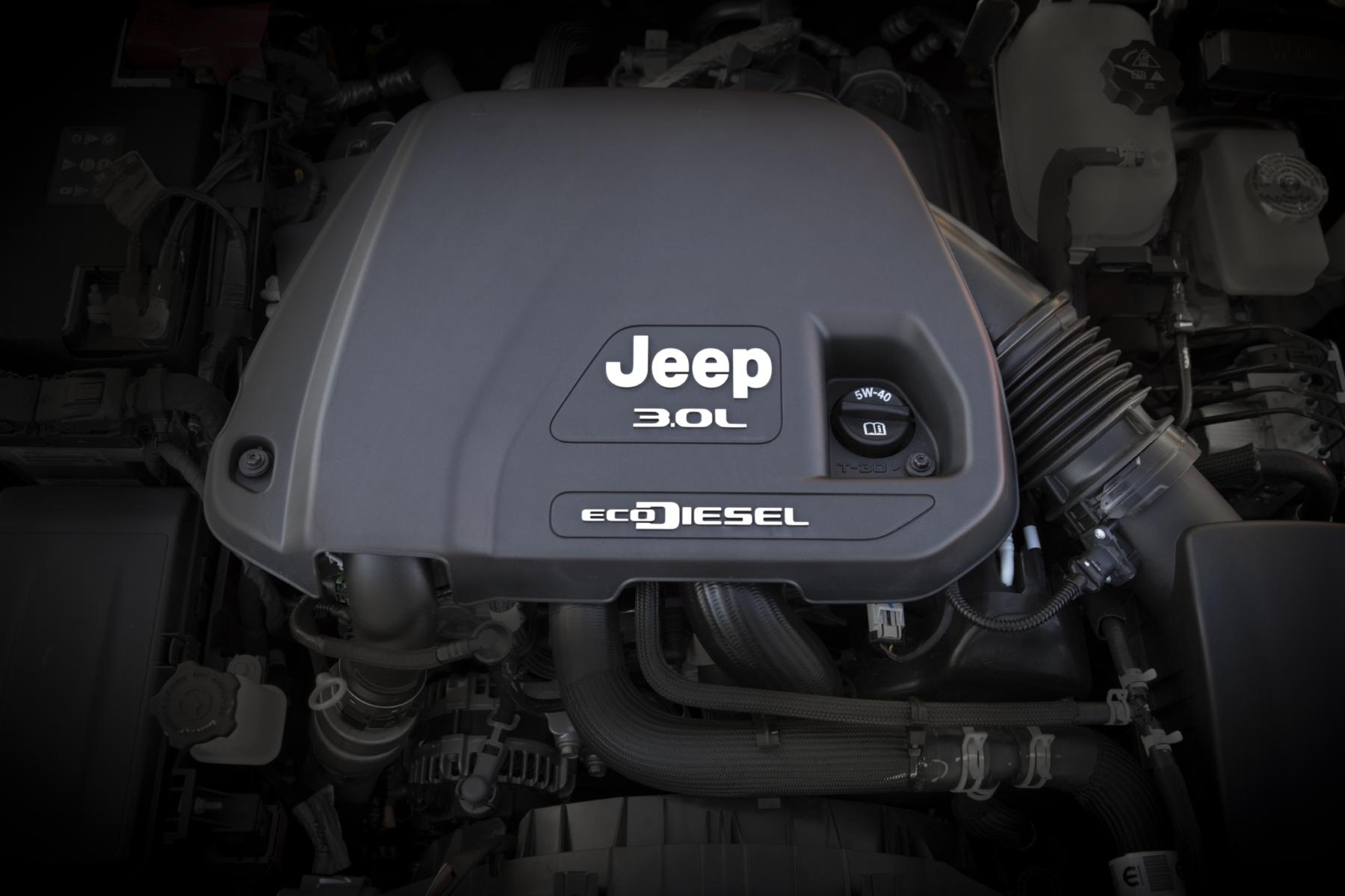 jeep gladiator ecodiesel diesel 2021