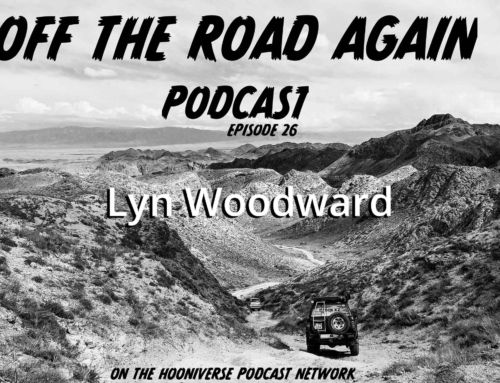 Off The Road Again Podcast: Lyn Woodward, Kelley Blue Book – Episode 26