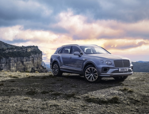 Last Call: The refreshed Bentley Bentayga looks much better
