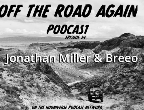Off The Road Again Podcast: Episode 24 – Jonathan Miller & Breeo