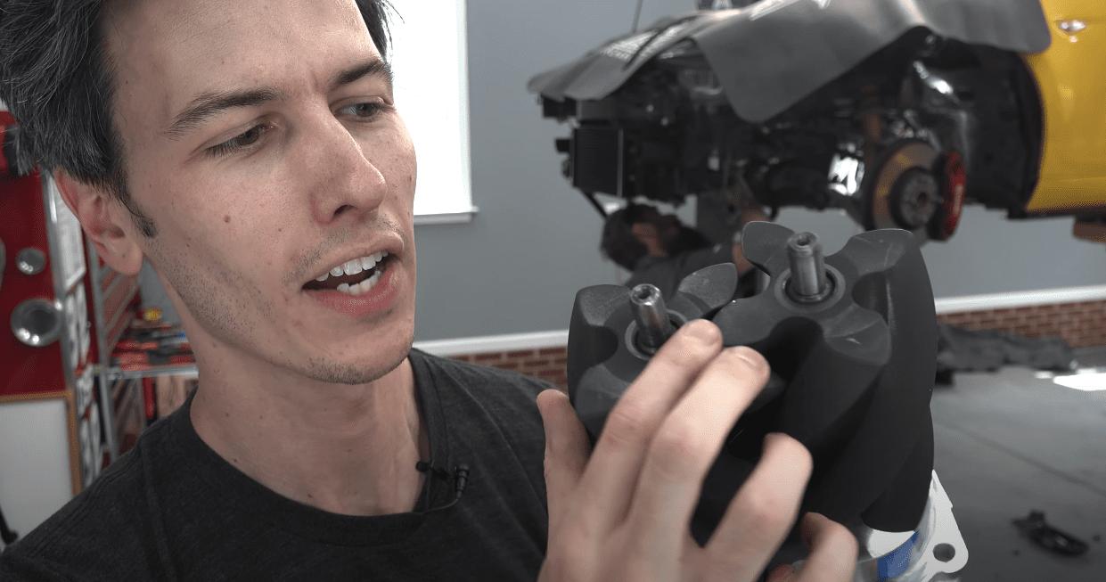 Jason Fenske explains a supercharger