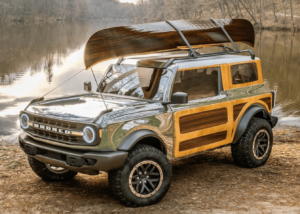 Last Call: What we really need is a wood paneled Bronco