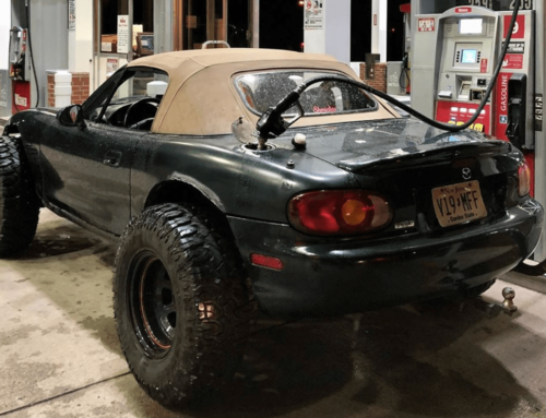 Last Call: Monster Truck Miata