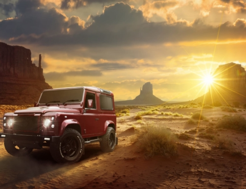 Twisted arrives in North America and brings proper V8 Defender goodness with it