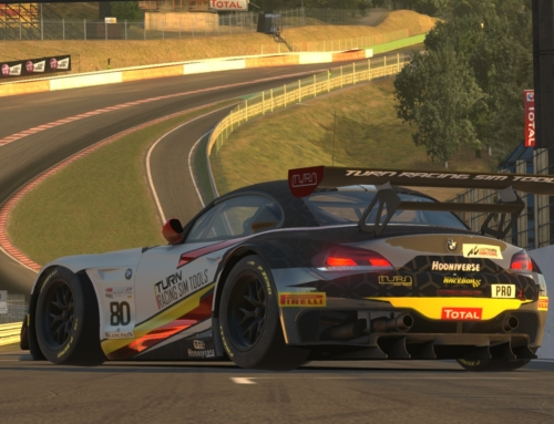 Come watch us run the iRacing 24 Hours of Spa this weekend