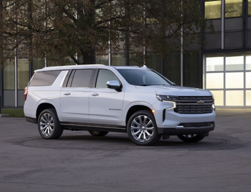 Does anyone truly need a Chevy Suburban? No, but that's not the point