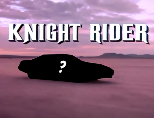 Hooniverse Asks: What car should be the next Knight Rider?