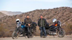 Coming soon: Ewan McGregor and Charley Boorman's long-awaited Long Way Up