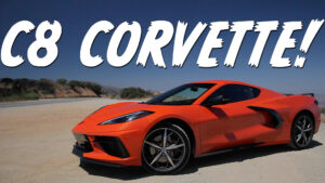 2020 Chevrolet Corvette: Is the C8 great? That's up for debate...