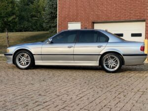 You can buy this awesome mashup of the two best 2000s BMWs