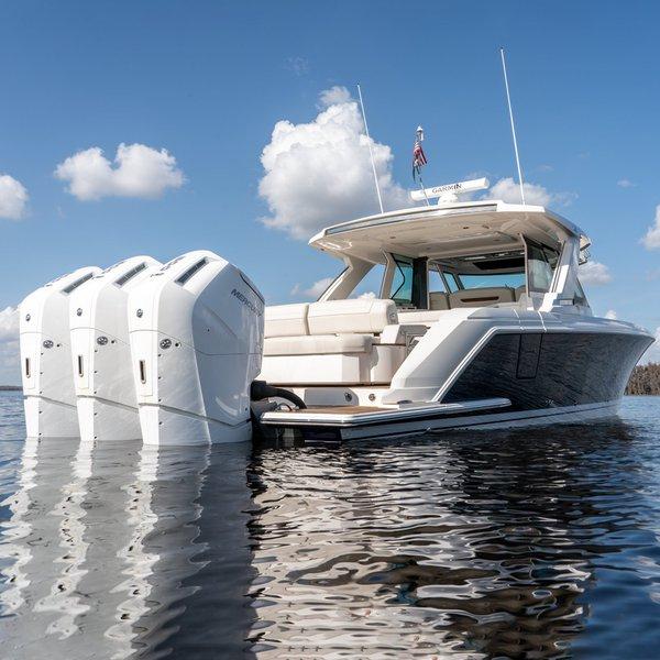 Mercury Marine V12 Verado outboard