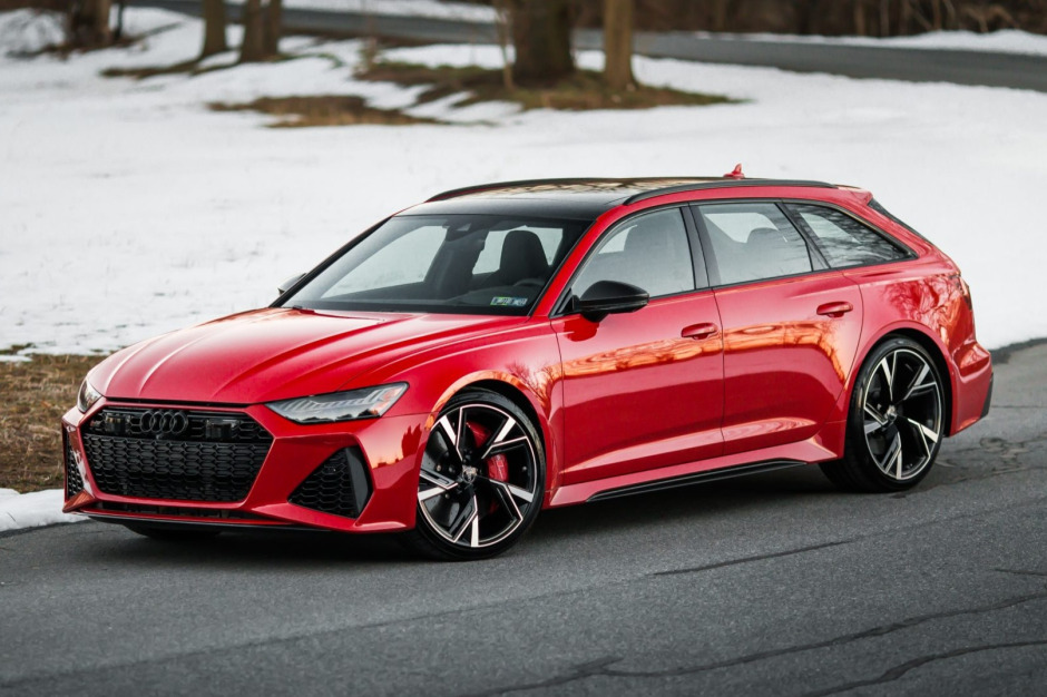 1500-mile Audi RS6 Avant sells for MSRP, proving dealer markups are BS