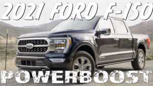 Ford F-150 PowerBoost: The hybrid work site command center