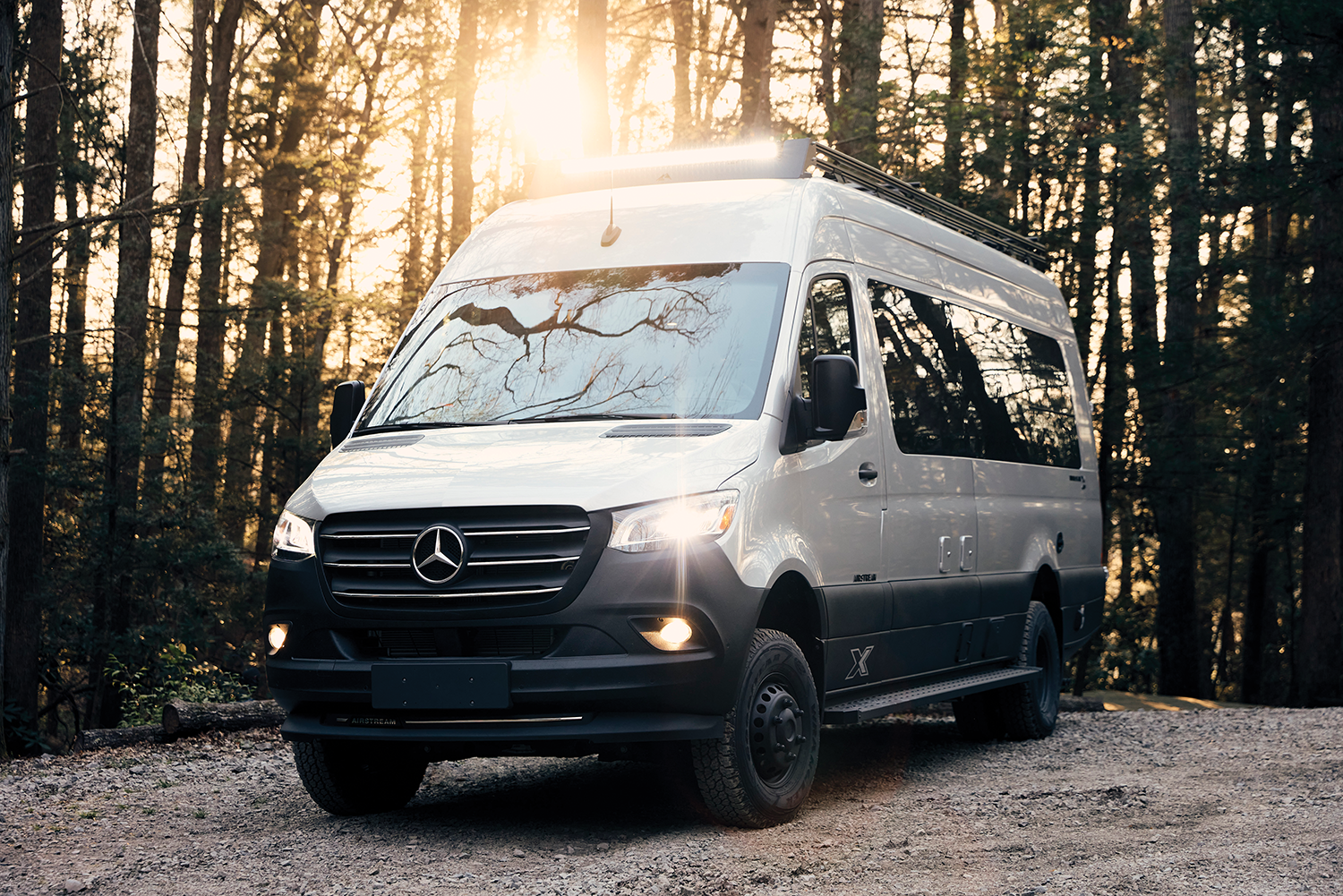 Airstream adds adventure to the Interstate line with the new 24X