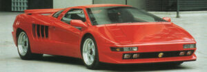 Do you know about the Cizeta V16T and Claudio Zampolli?